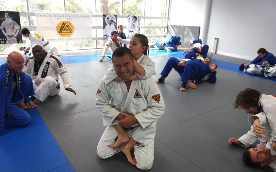 Gracie Jiu Jitsu is the #1 for female self defence. Here is why.