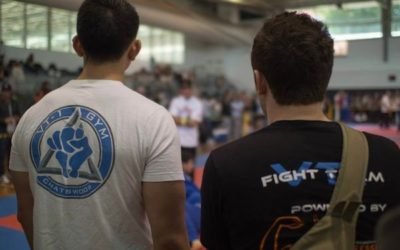 Awesome Day for VT1 at the Sydney BJJ Cup