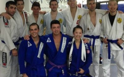 Congratulations to Everyone that Graded at VT1 This Week