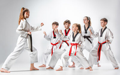 Why are there Coloured Belts in Martial Arts?