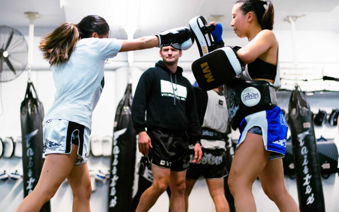 What is the difference between Muay Thai and Kickboxing?